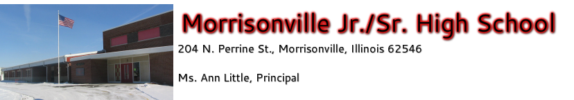 Morrisonville Jr.Sr. High School